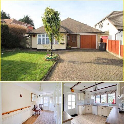 2 bedroom detached bungalow for sale - Orchard Avenue, Shirley