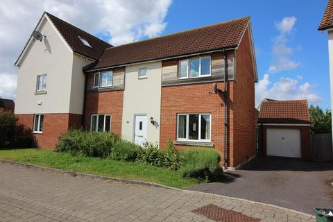 4 bedroom semi-detached house to rent - Sorrel Gardens, Portishead