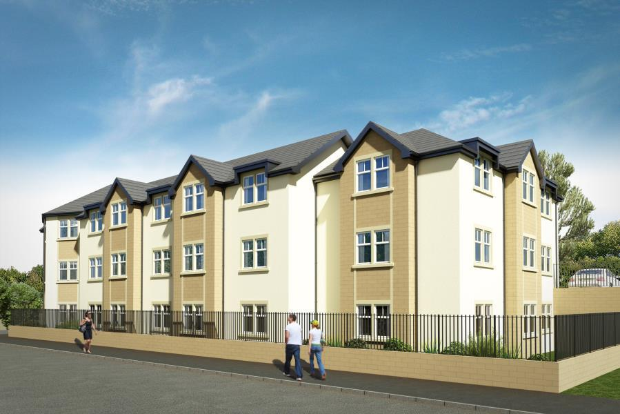 2 Bedrooms Apartment Flat for sale in PLOT 11 EPSOM COURT, RIPON ROAD, HARROGATE, HG1 2BY