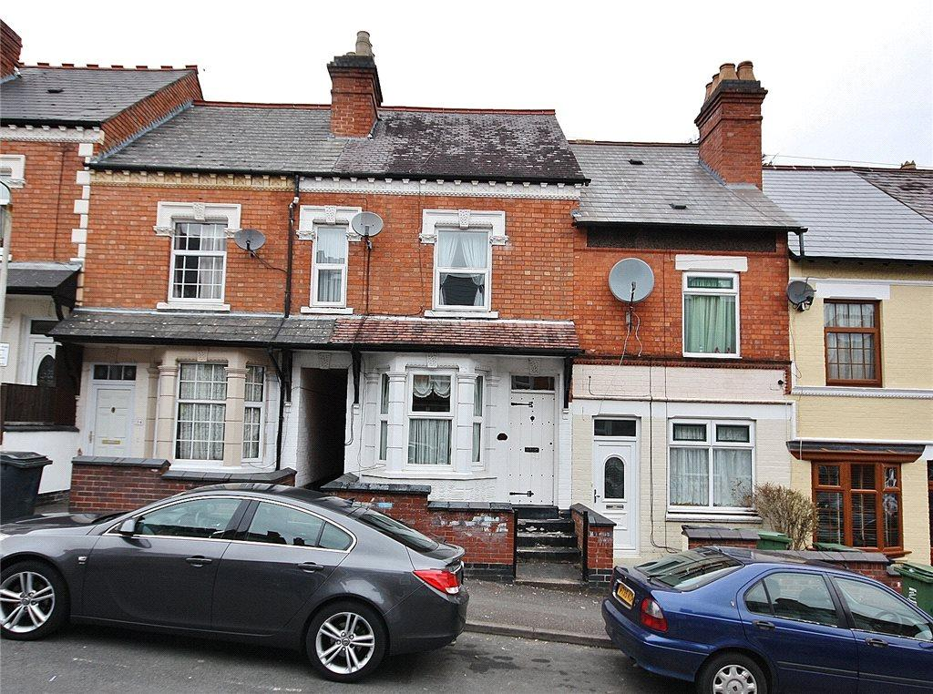 3 Bedrooms Terraced House for sale in Mount Street, Smallwood, Redditch, Worcestershire, B98