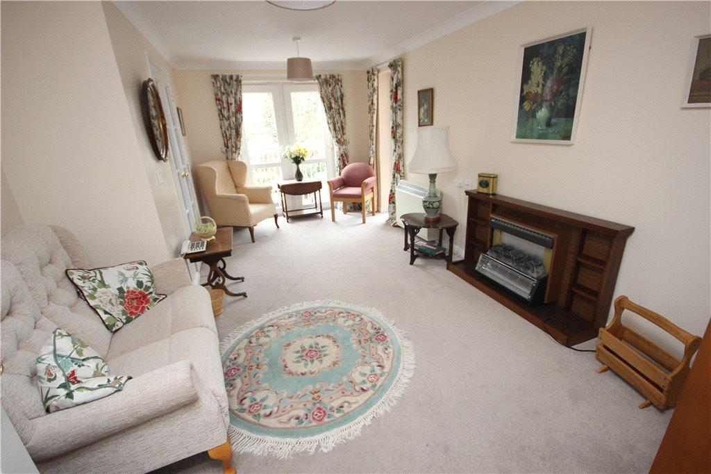1 Bedroom Apartment Flat for sale in Burgess Court, Gravel Hill, Ludlow, Shropshire, SY8