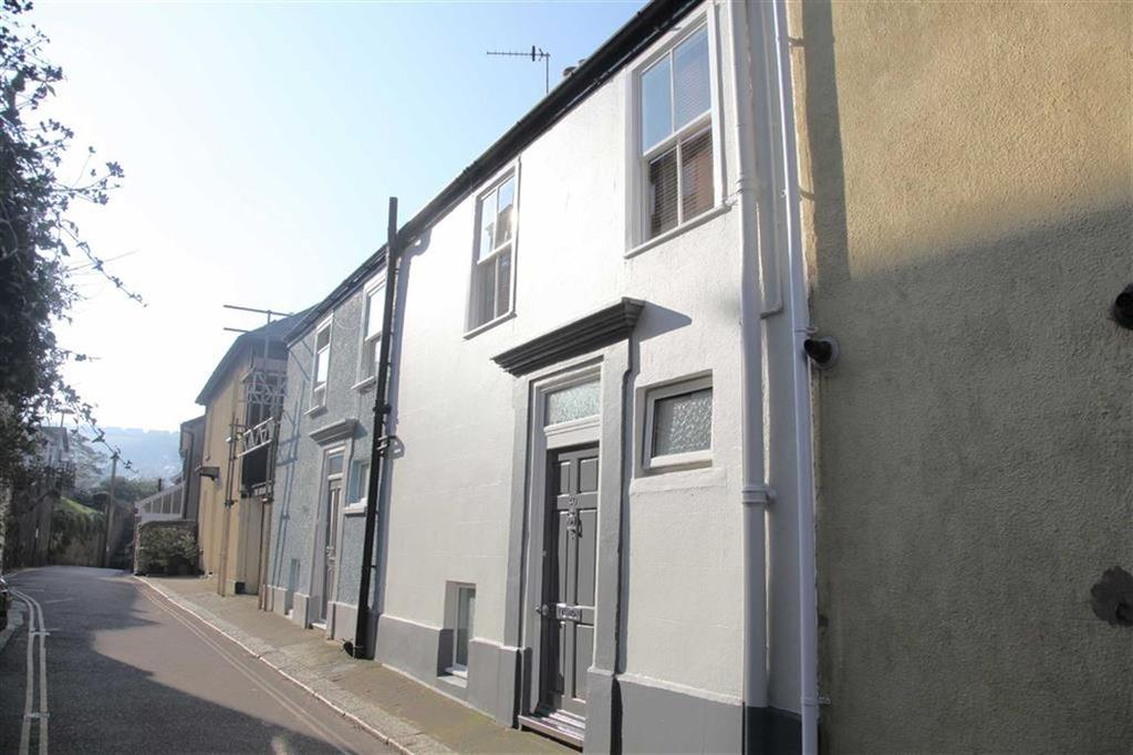 3 Bedrooms Semi Detached House for sale in South Ford Road, South Ford Road, Dartmouth, Devon, TQ6