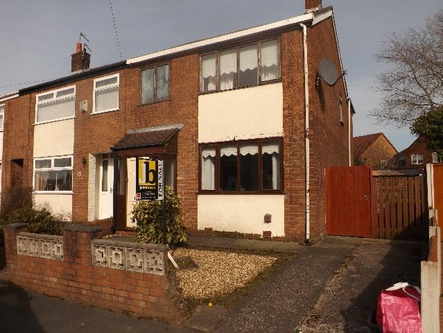 4 Bedrooms Semi Detached House for sale in Birchfield Street, St Helens