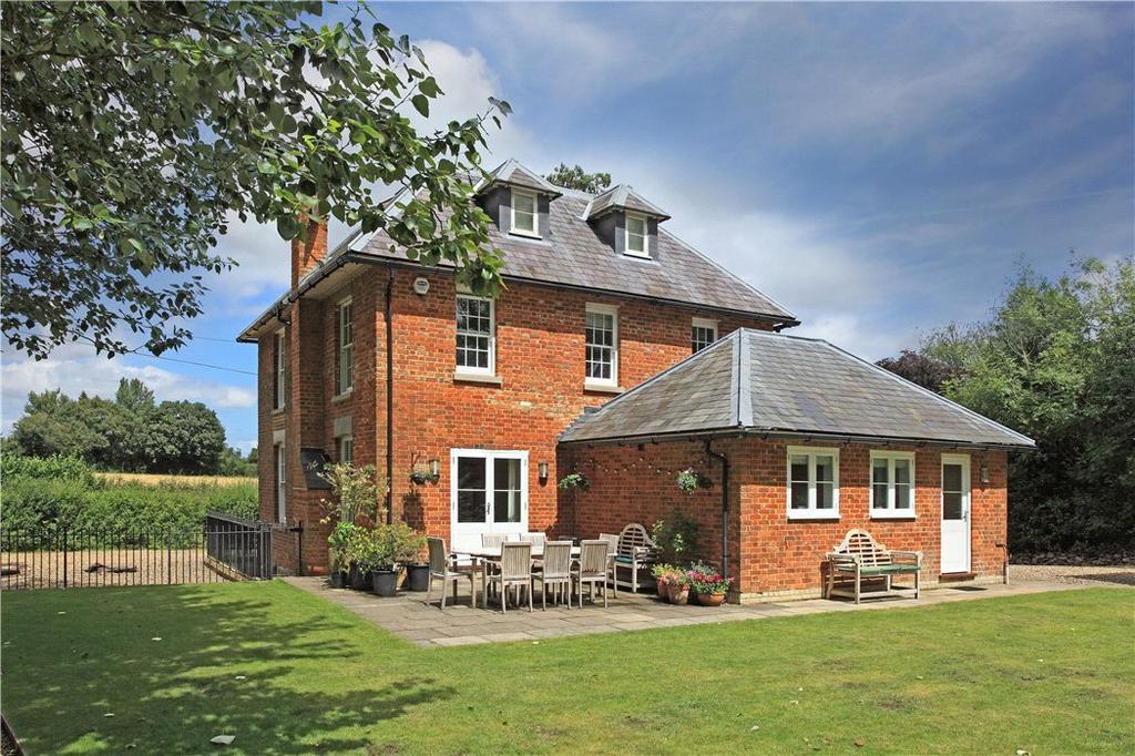 5 Bedrooms Detached House for sale in Ringlestone Road, Harrietsham, Maidstone, Kent, ME17