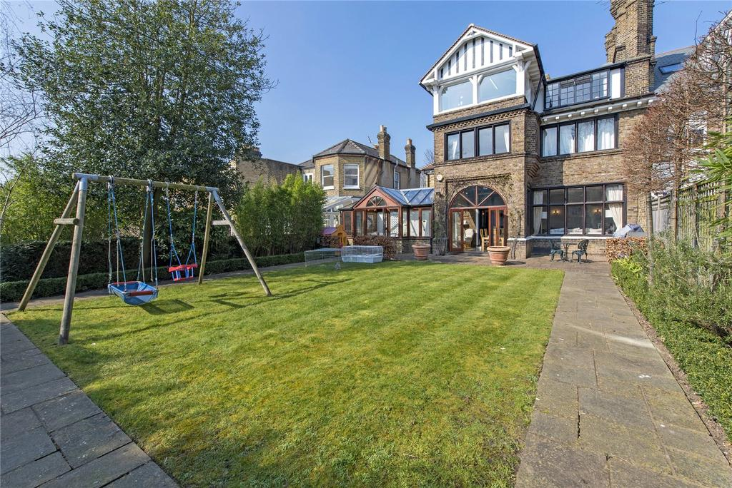 6 Bedrooms Semi Detached House for sale in Heathcote Road, Twickenham