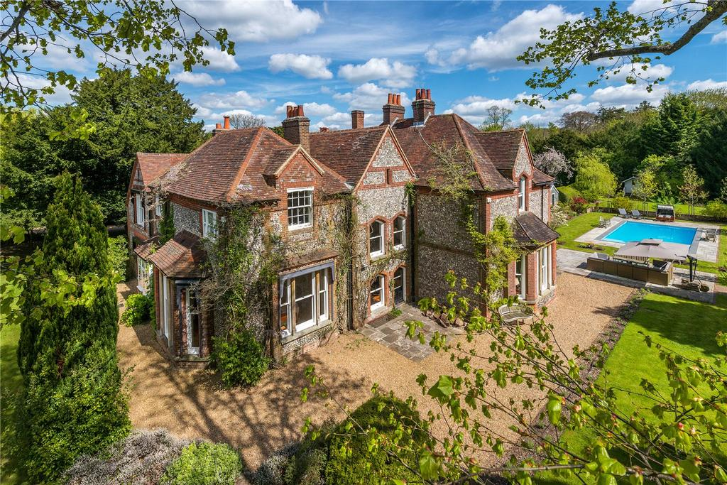 8 Bedrooms Detached House for sale in The Green, Rowland's Castle, Hampshire