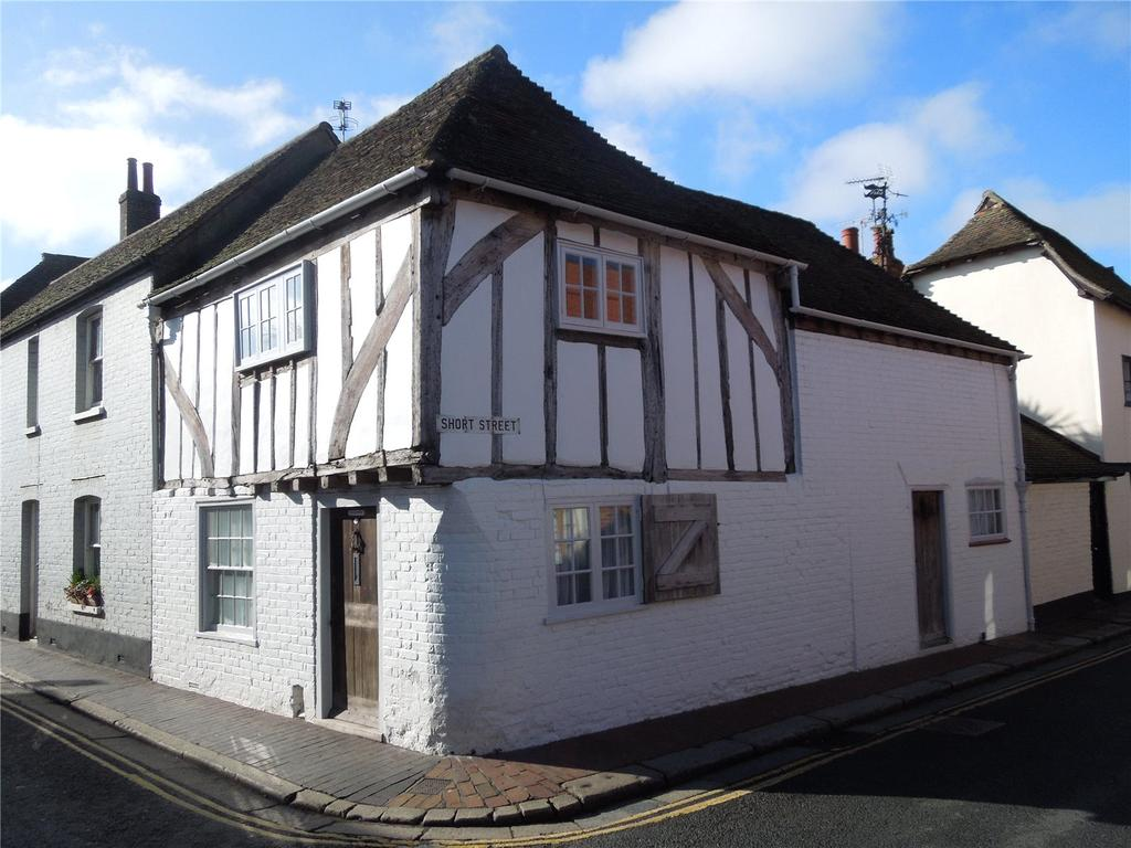 3 Bedrooms House for sale in High Street, Sandwich, Kent