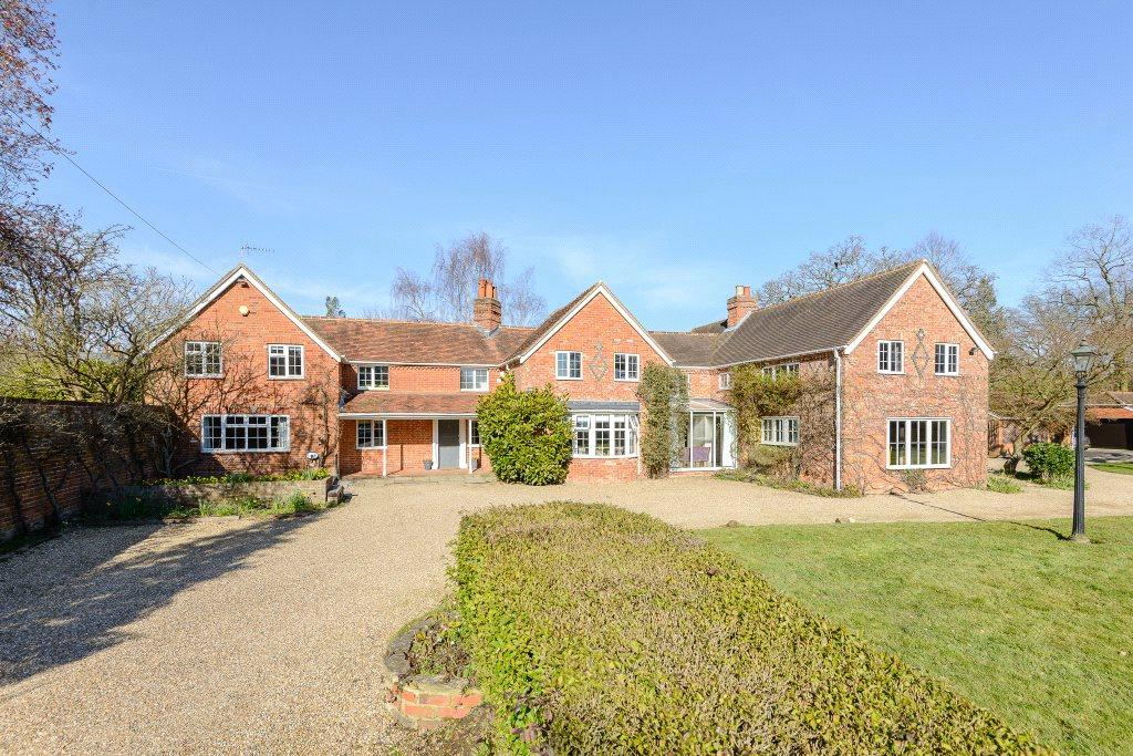 5 Bedrooms Detached House for sale in Winkfield Road, Ascot, Berkshire