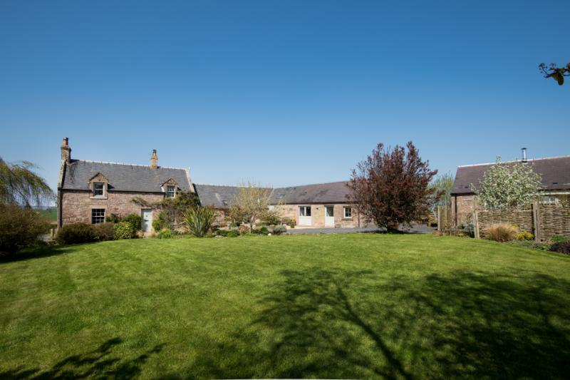 4 Bedrooms Detached House for sale in The Heritage, Whitsome, Duns, Berwickshire