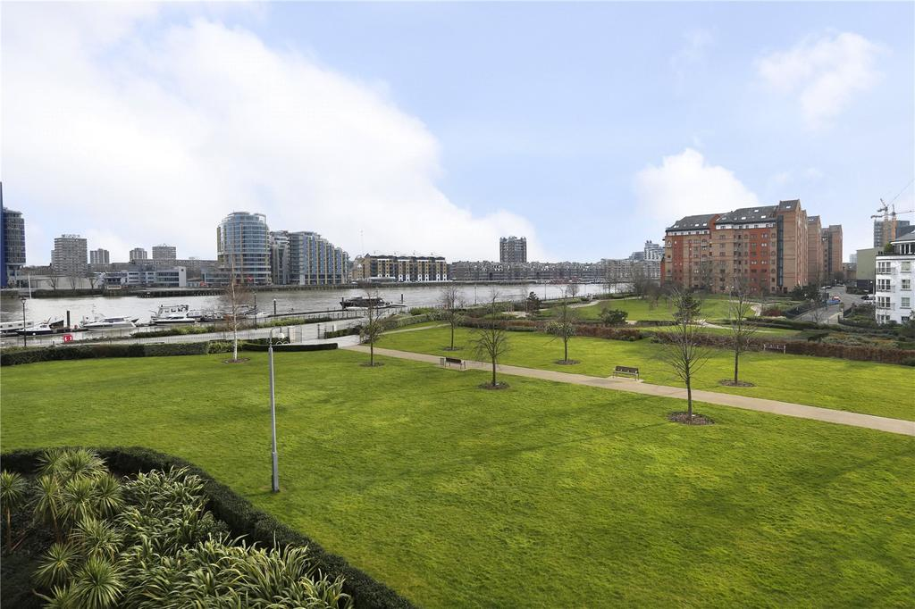 5 Bedrooms Flat for sale in Banyan House, Lensbury Avenue, Fulham, SW6