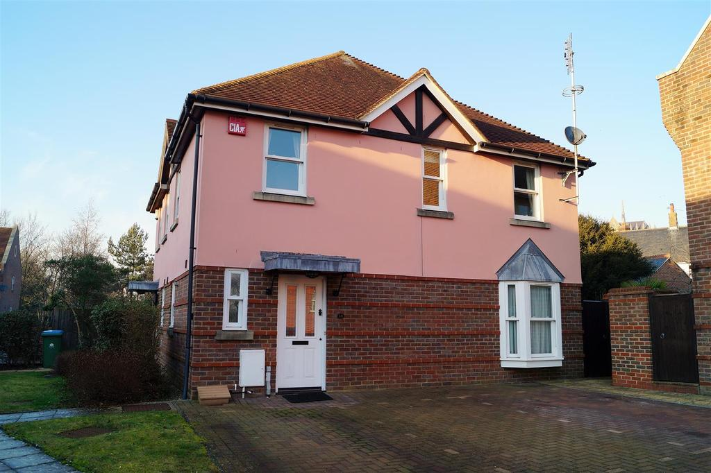 2 Bedrooms Semi Detached House for sale in Wheelwrights Close, Arundel