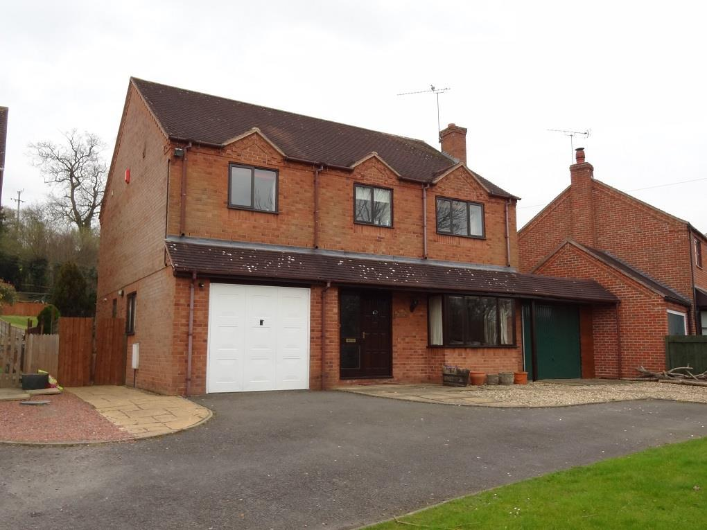 4 Bedrooms Detached House for sale in Hook-a-gate, Shrewsbury