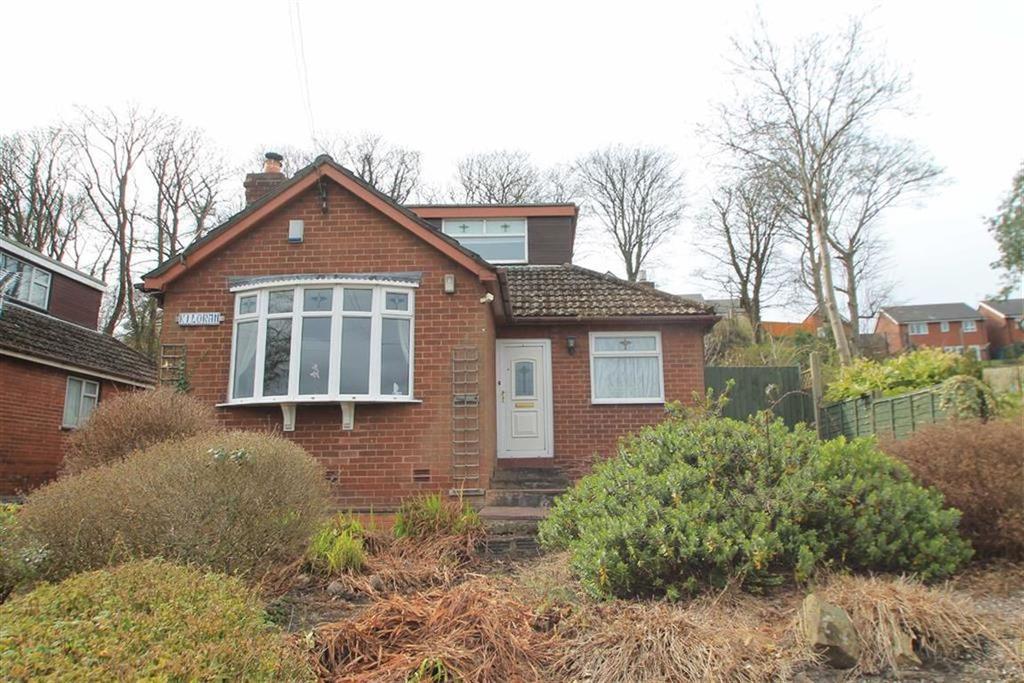 4 Bedrooms Detached Bungalow for sale in Top Road, Summerhill, Wrexham