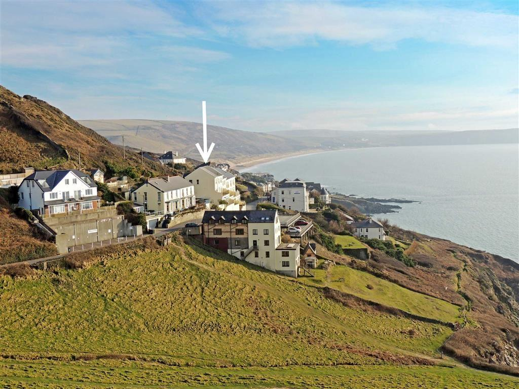 3 Bedrooms Apartment Flat for sale in Mortehoe, Mortehoe, Woolacombe, Devon, EX34