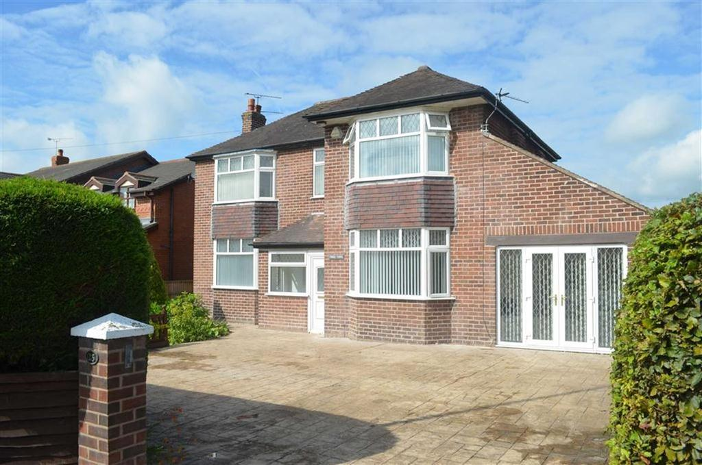 4 Bedrooms Detached House for sale in By-Pass Road, Tarvin, Chester, Chester