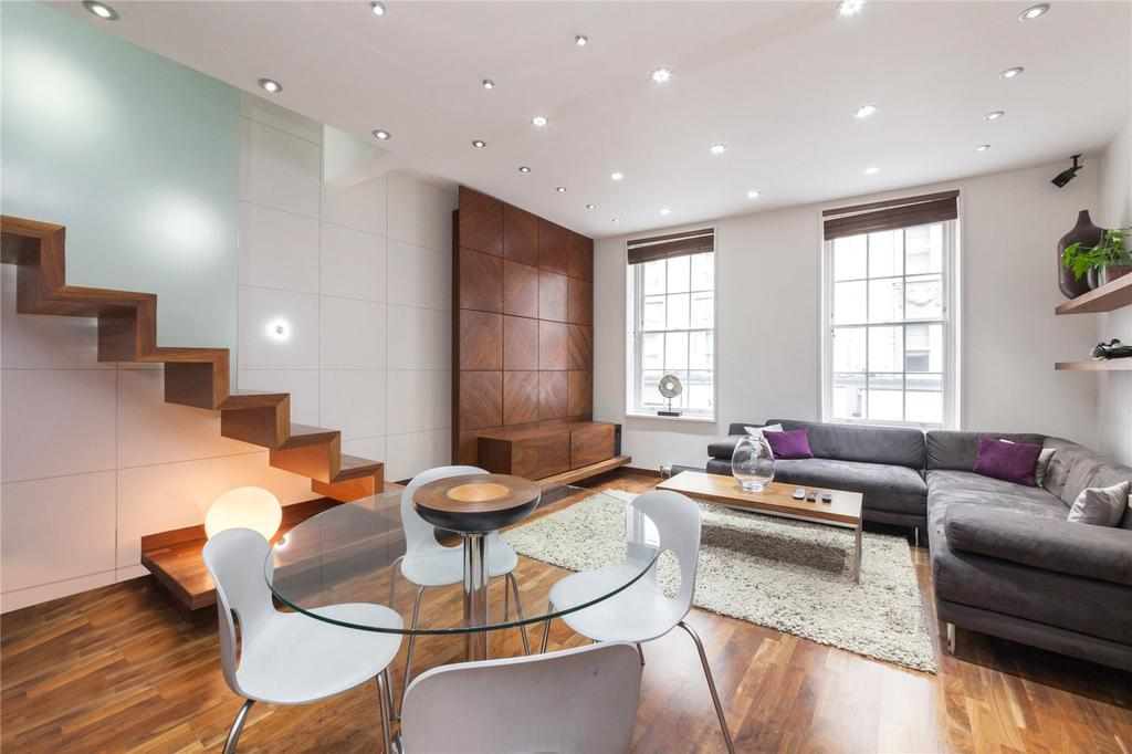 3 Bedrooms Flat for sale in Seven Dials Court, Shorts Gardens, Covent Garden, London
