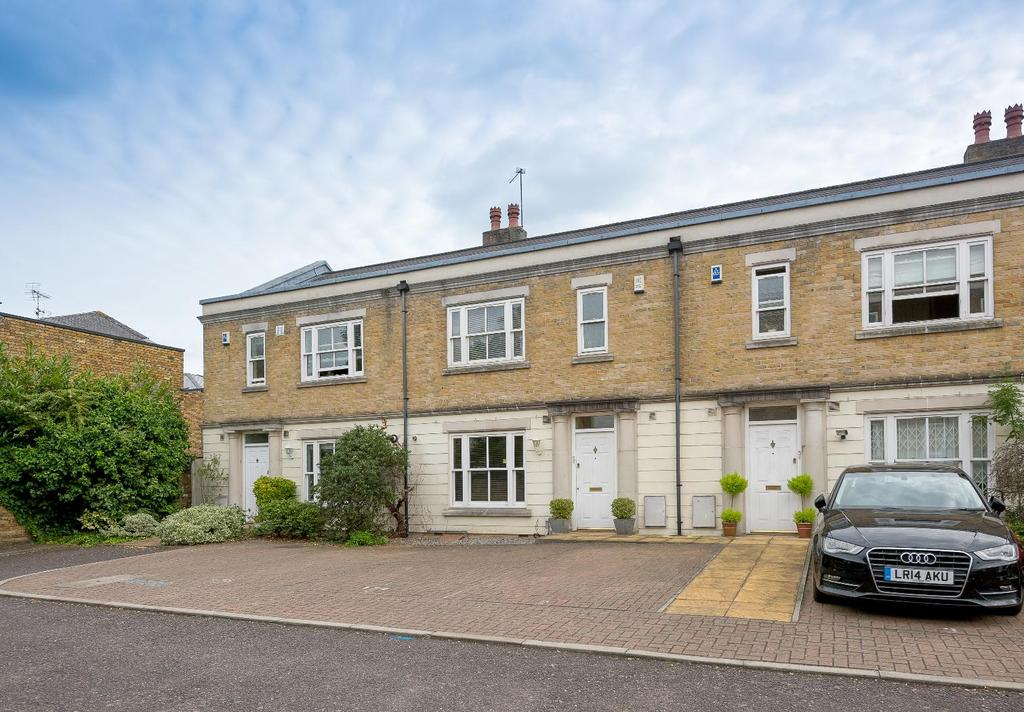 3 Bedrooms House for sale in MANDEVILLE MEWS, SW4