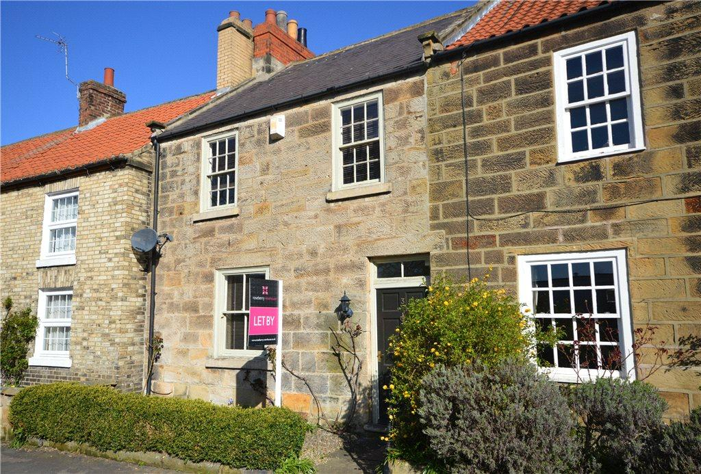 2 Bedrooms Terraced House for rent in Race Terrace, Great Ayton, North Yorkshire