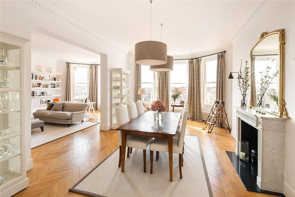 5 Bedrooms Flat for sale in Cedar House, Marloes Road, Kensington, London