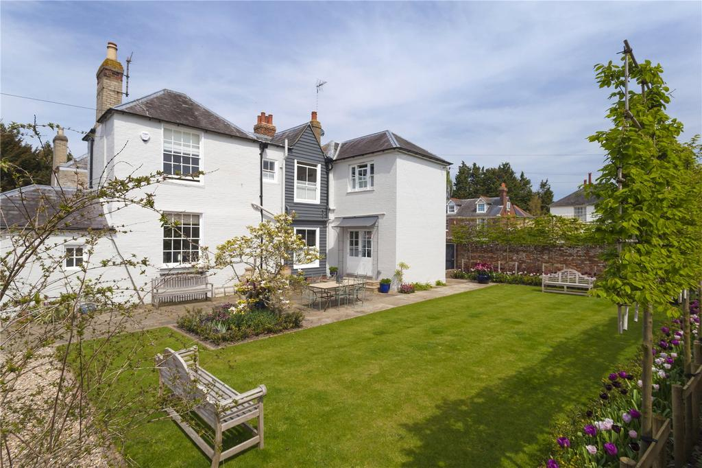4 Bedrooms House for sale in High Street, Bridge, Canterbury, Kent