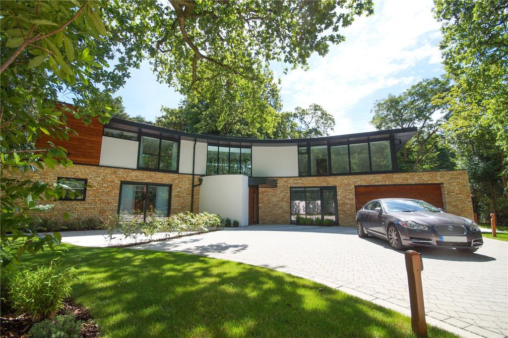 4 Bedrooms Detached House for sale in Wilderton Road, Branksome Park, Poole, Dorset, BH13