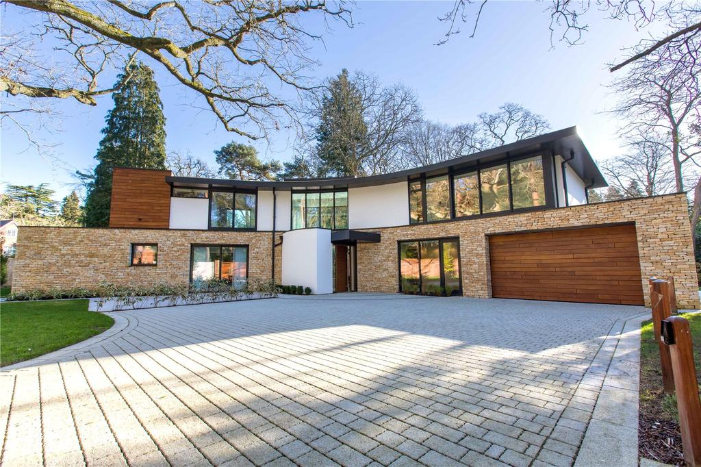 Wilderton road branksome park poole dorset bh13 4 bed - Architects poole dorset ...