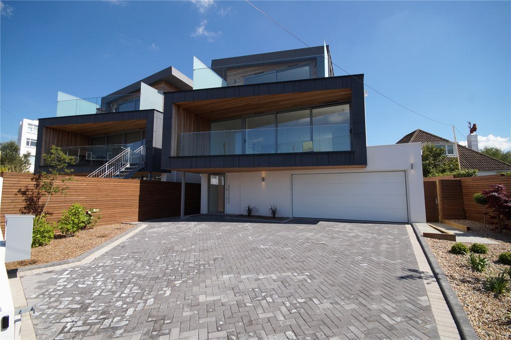 4 Bedrooms Detached House for sale in Salterns Way, Lilliput, Poole, Dorset, BH14