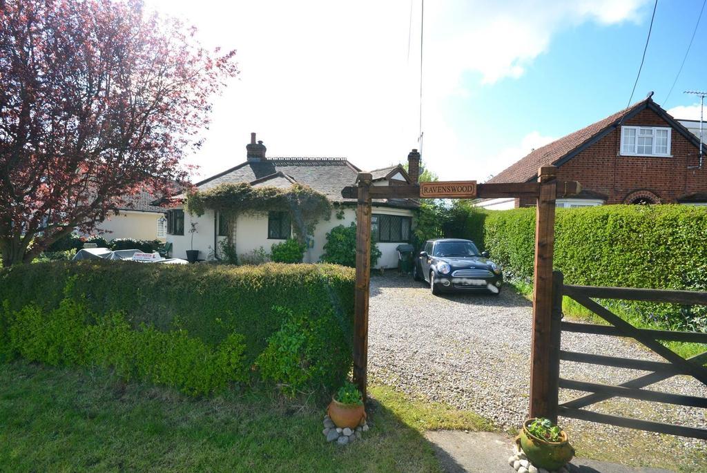 4 Bedrooms Detached Bungalow for sale in Ongar Road, Dunmow, Essex, CM6