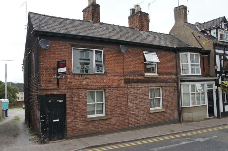 2 Bedrooms Block Of Apartments Flat for sale in Lawton Street, Congleton