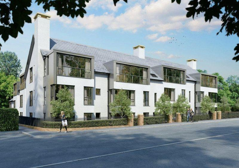 1 Bedroom Apartment Flat for sale in Plot 7. Llangattock Court, Dixton Close, Monmouth