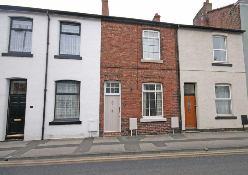 2 Bedrooms Terraced House for sale in Hardhorn Road, Poulton-Le-Fylde
