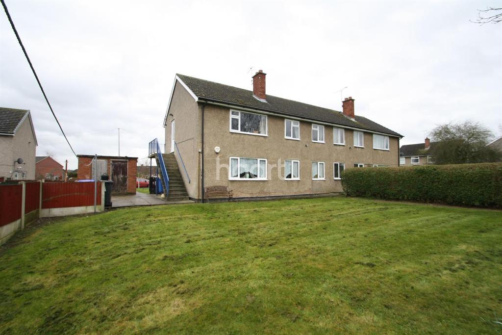 2 Bedrooms Flat for sale in Priory Close, Ilkeston