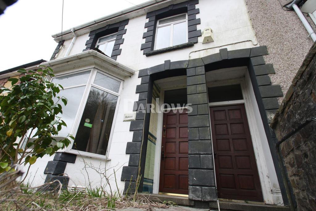 3 Bedrooms Terraced House for sale in Glasfryn Terrace, Tylorstown