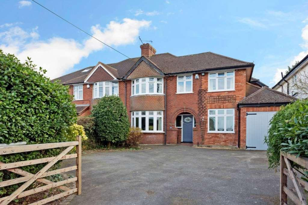 5 Bedrooms Semi Detached House for sale in Icknield Way, Tring