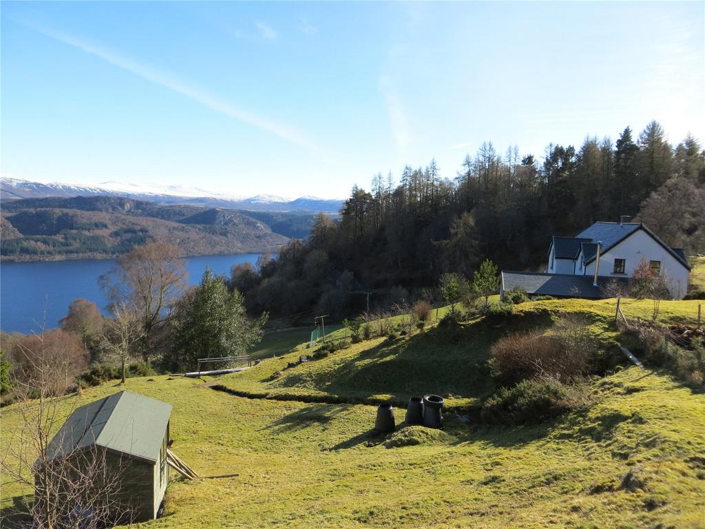 4 Bedrooms Detached House for sale in Upper Lennie, Drumnadrochit, Inverness