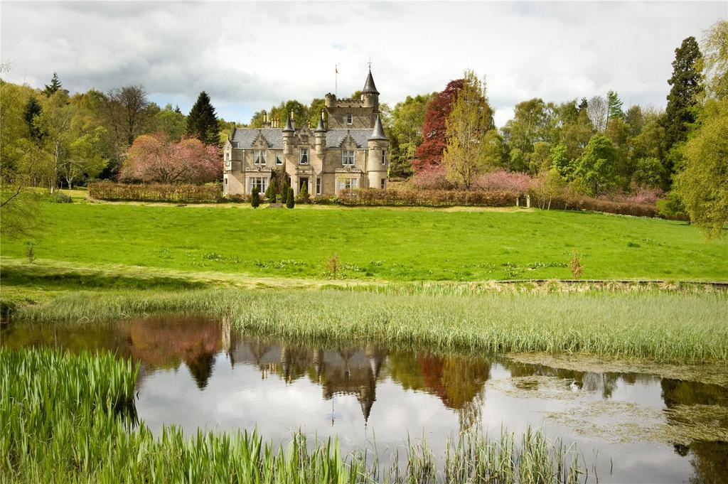 11 Bedrooms Unique Property for sale in Rothes Glen House, Rothes, Aberlour, Banffshire, AB38