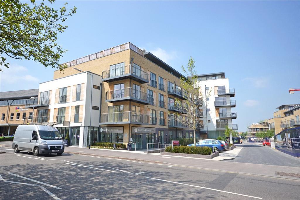 1 Bedroom Apartment Flat for rent in Brooke House, Kingsley Walk, Cambridge, Cambridgeshire, CB5