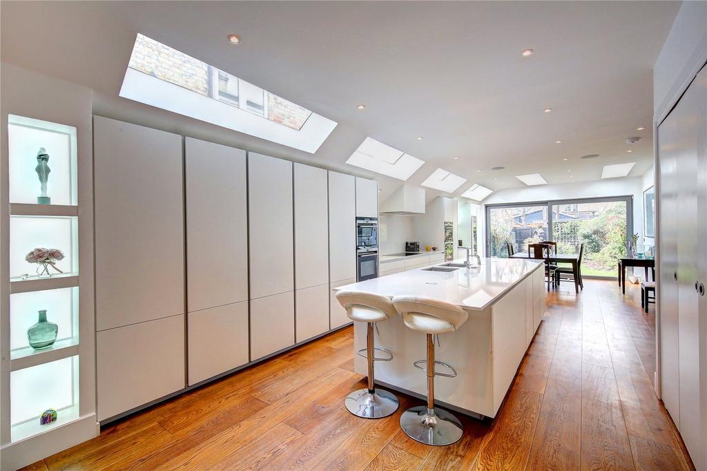 4 Bedrooms Terraced House for sale in Selwyn Avenue, Richmond, TW9