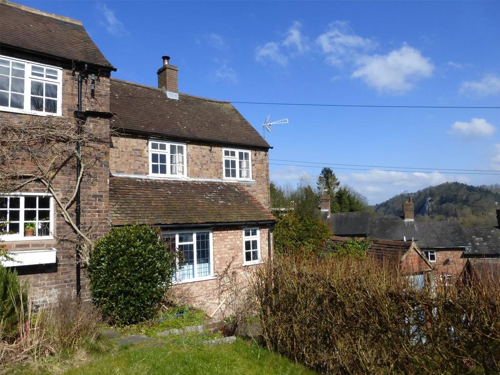 2 Bedrooms End Of Terrace House for sale in St Leonards Steps, Bridgnorth, Shropshire