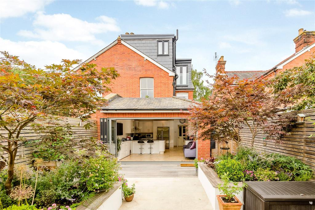 4 Bedrooms Semi Detached House for sale in Church Road, Ascot, Berkshire