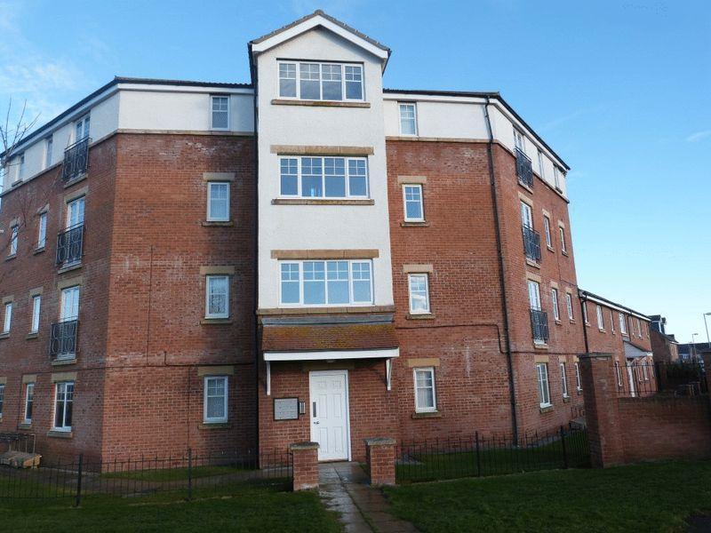 2 Bedrooms Apartment Flat for rent in Stamfordham Court, Ashington, Two Bedroom Ground Floor Apartment