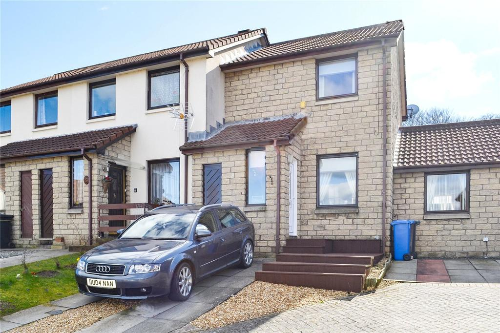 2 Bedrooms Terraced House for sale in Sunnyside Mews, Tweedmouth, Berwick-Upon-Tweed, Northumberland