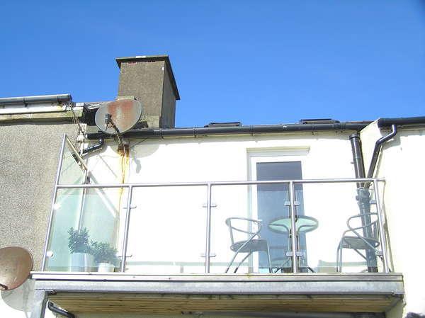 1 Bedroom Flat for sale in 1 (first floor flat), Clyde Street, Millport, KA28 0EP