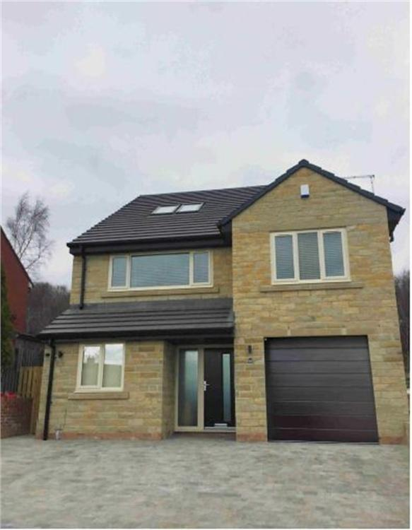 4 Bedrooms Detached House for sale in Oaklea Close, New Road, Staincross, Barnsley
