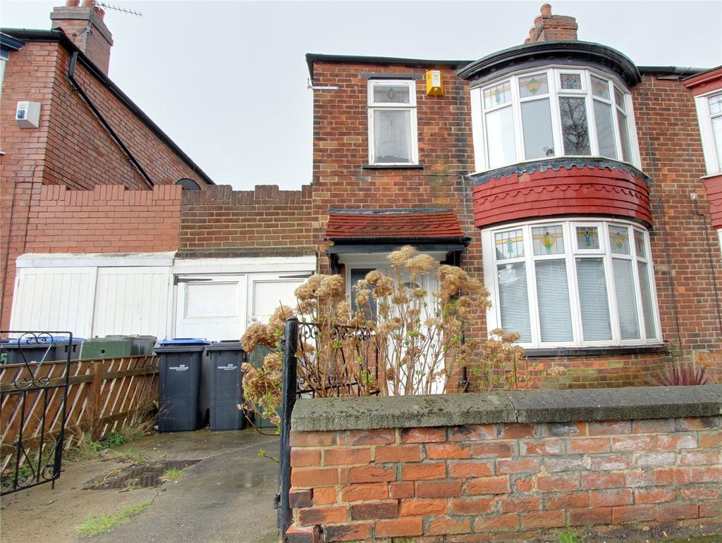 3 Bedrooms Semi Detached House for sale in Southwell Road, Middlesbrough