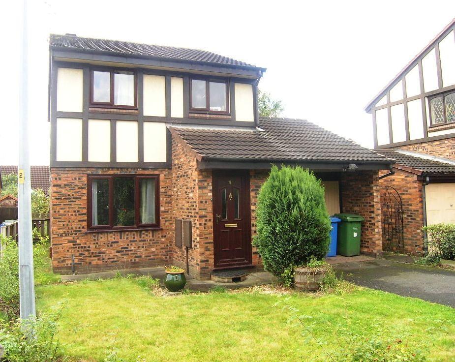 3 Bedrooms Detached House for rent in Pendine Close, Callands, Warrington