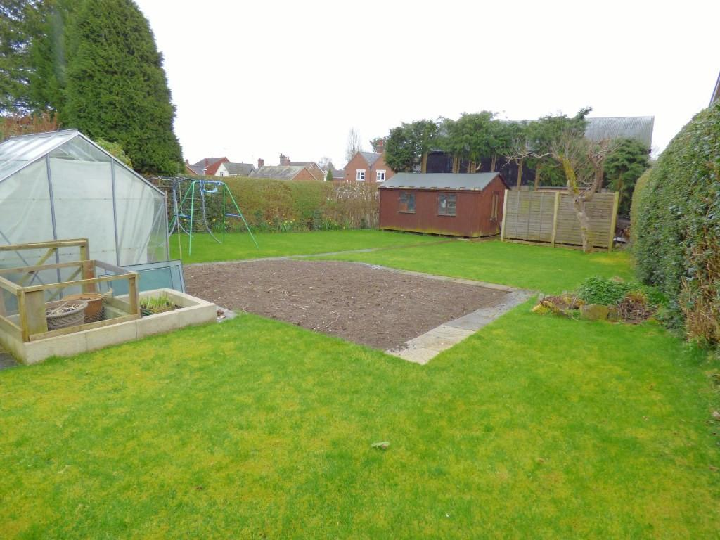 Land Commercial for sale in Cross Street, Gnosall, Staffordshire