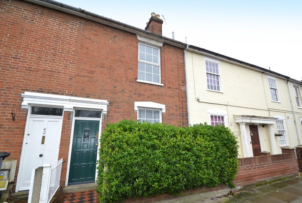 3 Bedrooms Terraced House for sale in Withipoll Street, Ipswich, Suffolk