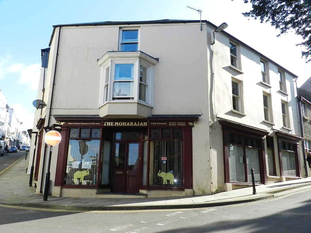 7 Bedrooms House for sale in The Moharajah, Market Street, Haverfordwest, Pembrokeshire