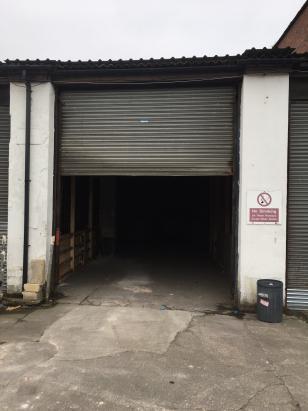 Garage for rent on Kilnhurst Road, Rawmarsh